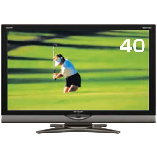 40型液晶ディスプレイテレビ
