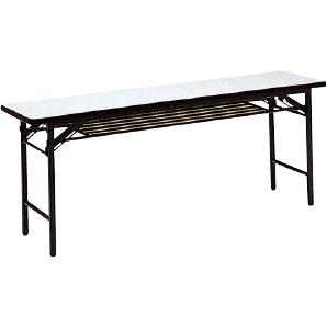 長方形テーブル(白) シングル